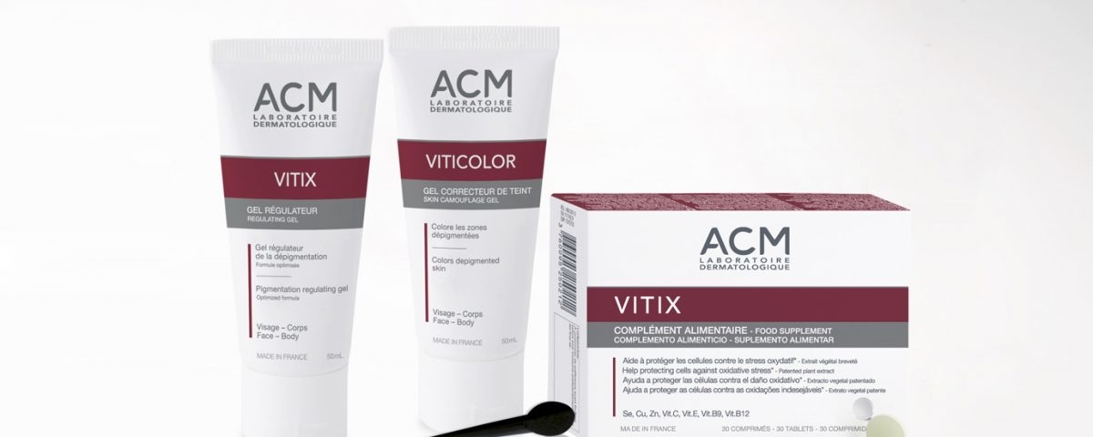 Купить продукцию против витилиго Витикс и Витиколор Vitix Viticolor